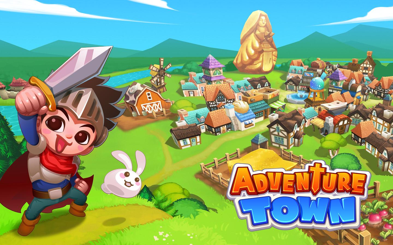 Adventure Town MOD APK v0.3.25 (0.3.25) (Mod Unlimited