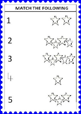 KINDER SMART WORK : WORKSHEET 3