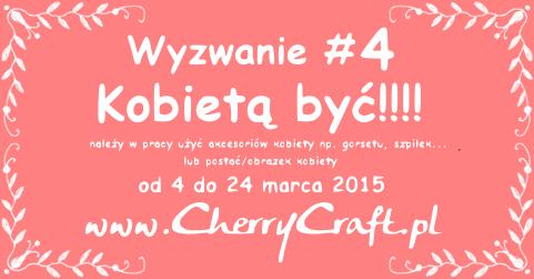 http://cherrycraftpl.blogspot.ie/2015/03/wyzwanie-4-kobieta-byc.html