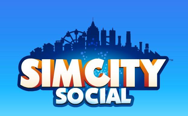 SIMCITY SOCIAL Facebook ゲーム