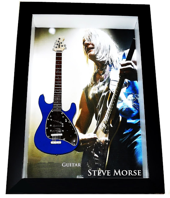 mini guitarra music man Steve Morse