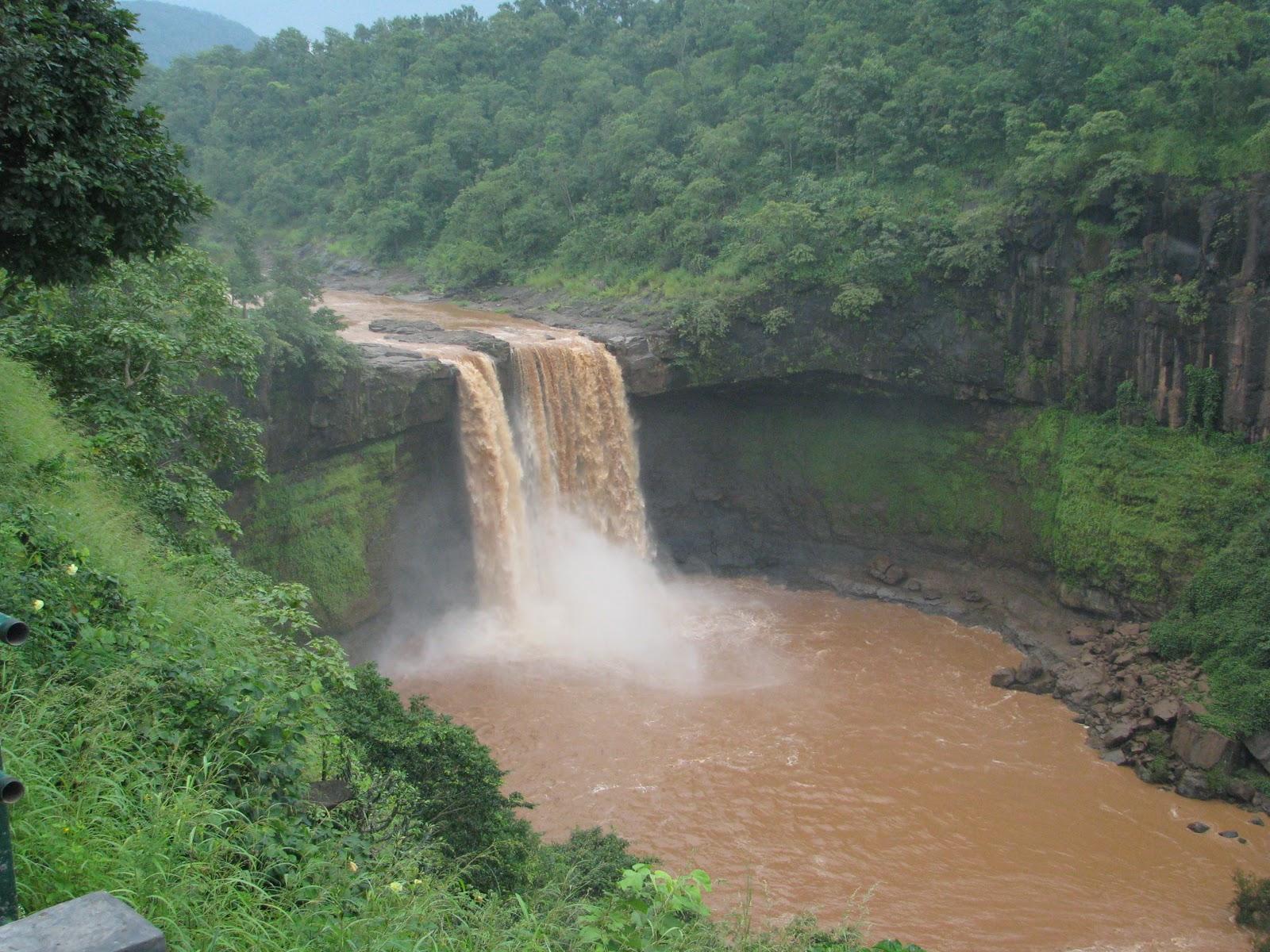 Girmal Waterfalls and Girli Lodges, Dangs, Gujarat ...