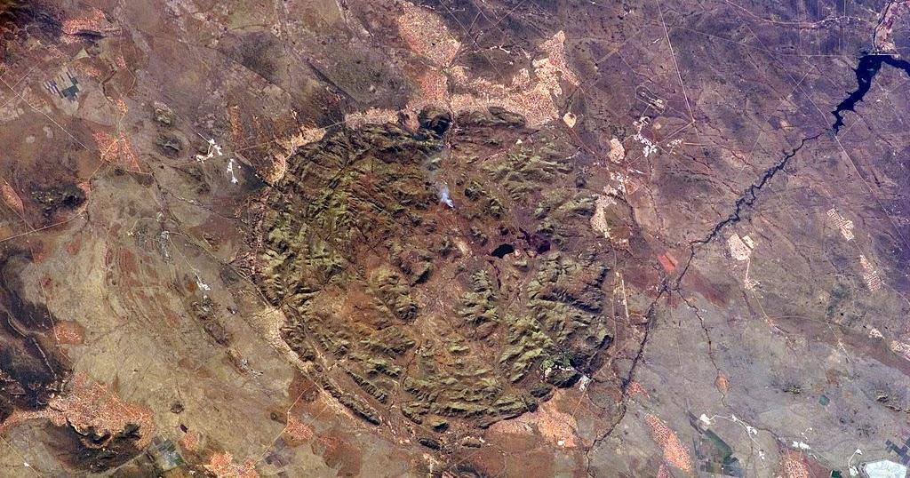 Ring Dike Geology