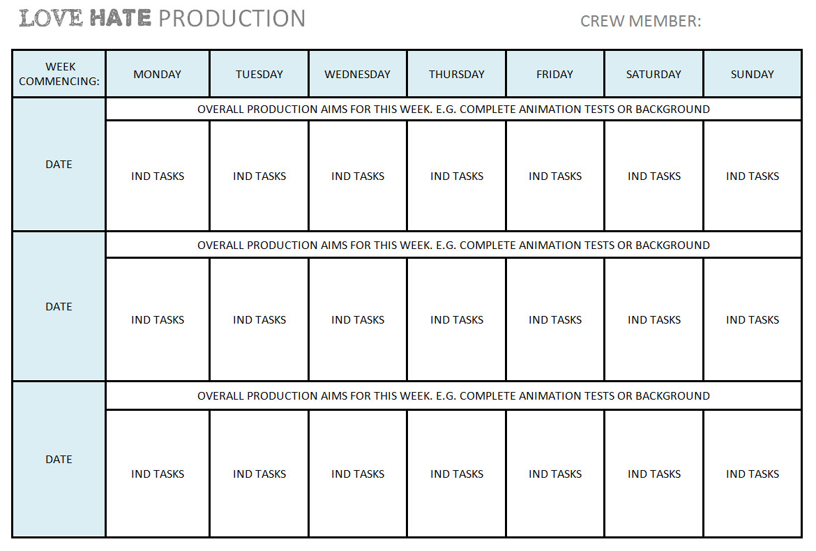 Lice animation february 2012 for Table 6 4 cobol conversion project schedule