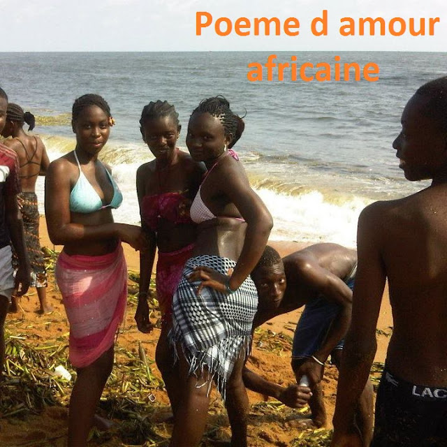 Poeme d amour africaine