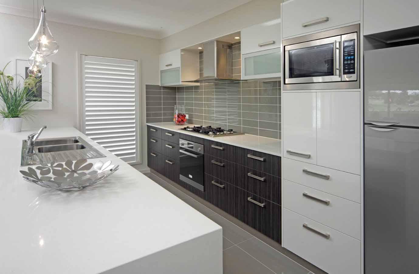 Dapur Bentuk I Solusi Terbaik Untuk Rumah Mungil