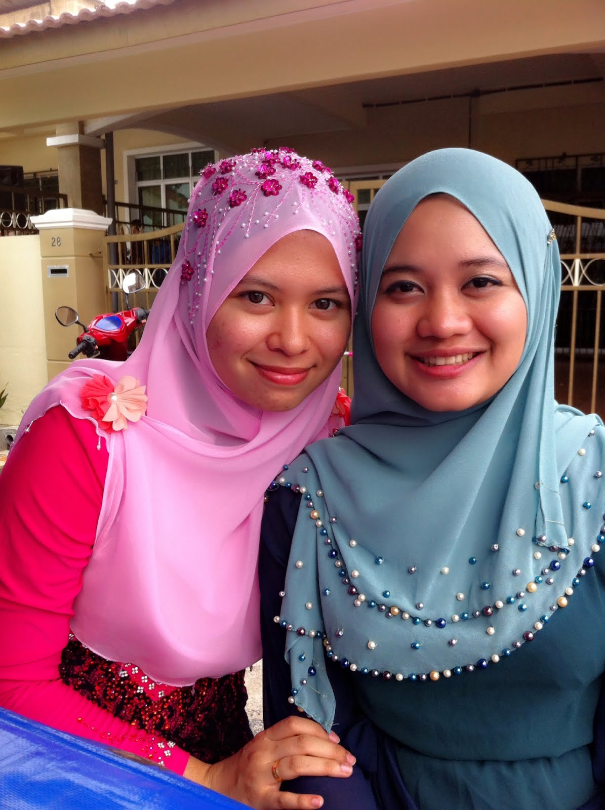 Me & Lovely Zue!