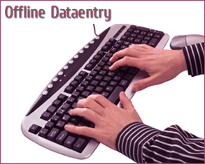 Outsourcing Offline Data Entry Services