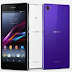 Sony Xperia Z1  Leaked Red , White And Purple Colour