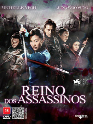 Reino dos Assassinos Dublado e Legendado