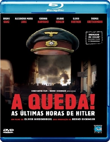 Filmes Via Torrent A Queda As Ultimas Horas De Hitler 2004