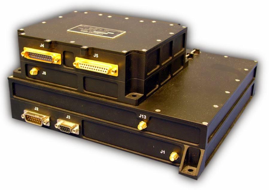 Передатчик спутниковой системы TDRSS Ku-диапазона T-720