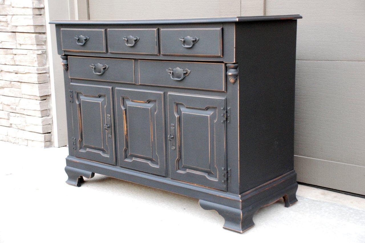 Image Result For Vantage Wood Back Bed Rustic Black