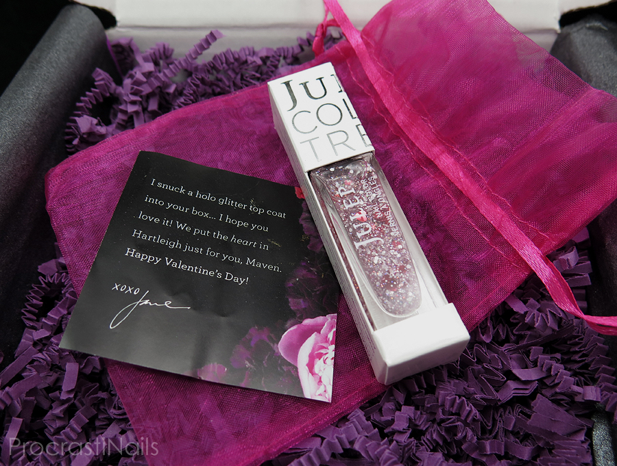 Free gift of Julep Hartleigh for the February 2015 Julep Maven Box