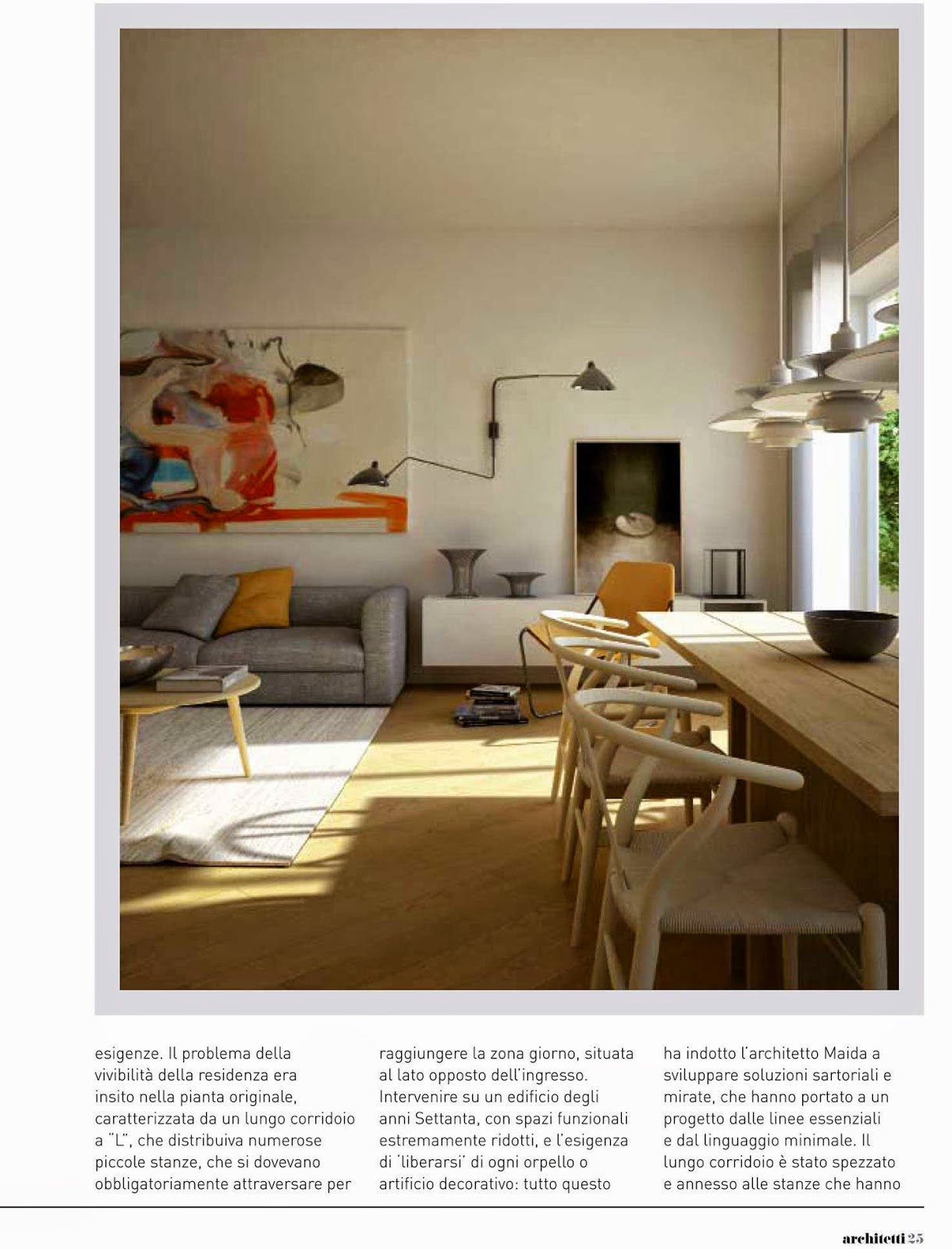 Renata maida architetto il blog il progetto di renata for Progetti d interni