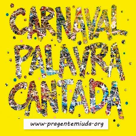 CD Carnaval da Palavra Cantada