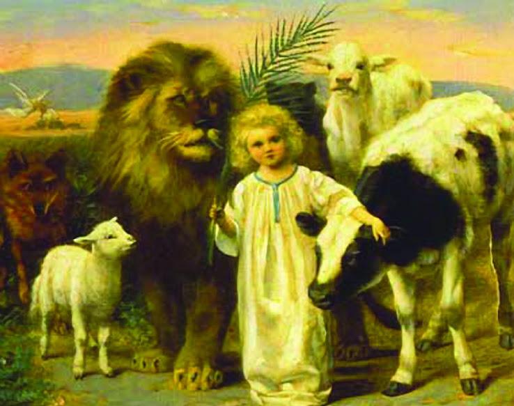 """""""Χριστός"""" και ζώα"""