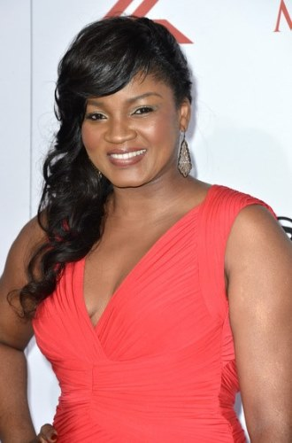omotola jalade hollywood party