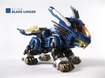 D-Style Blade Liger