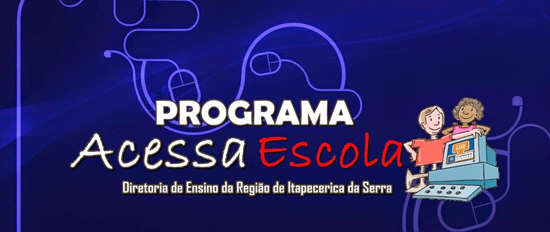 Acessa Escola - DER Itapecerica da Serra