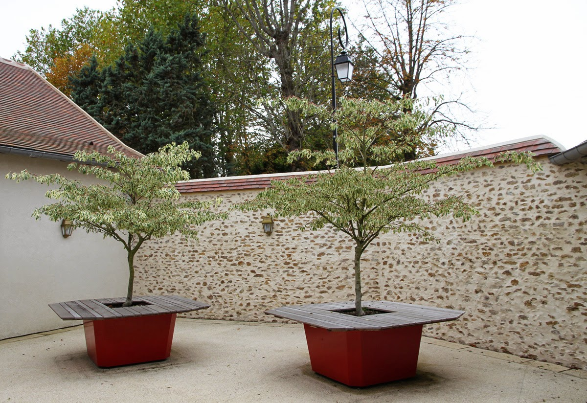 Galerie photos bacs sur mesure image 39 in for Arbre artificiel pour terrasse