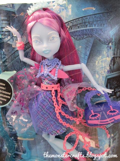 Kiyomi Haunterly doll review