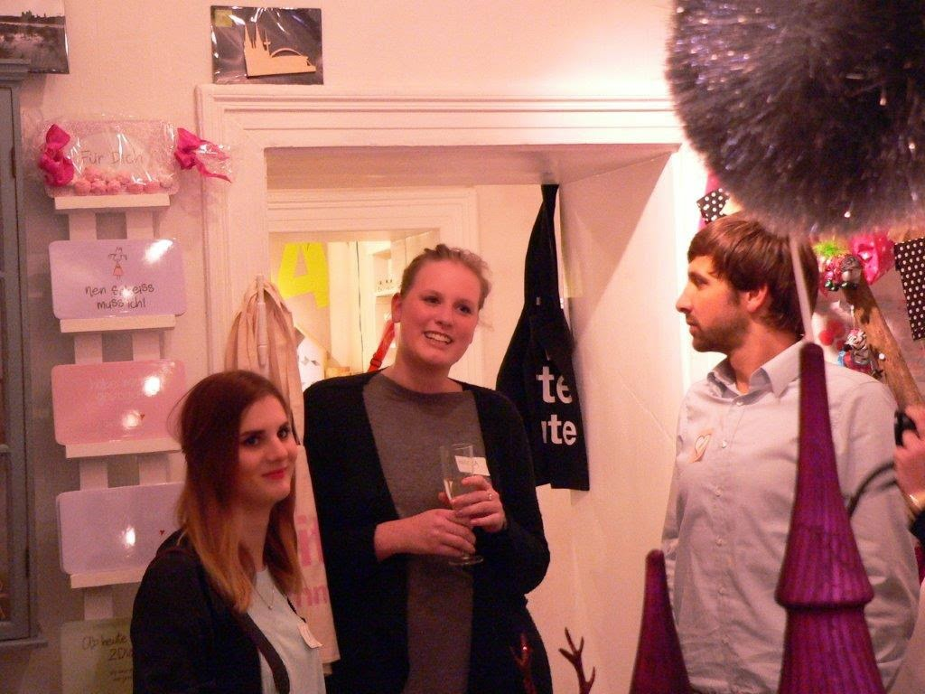 Köln Belgisches Viertel Weihnachten Bloggerevent