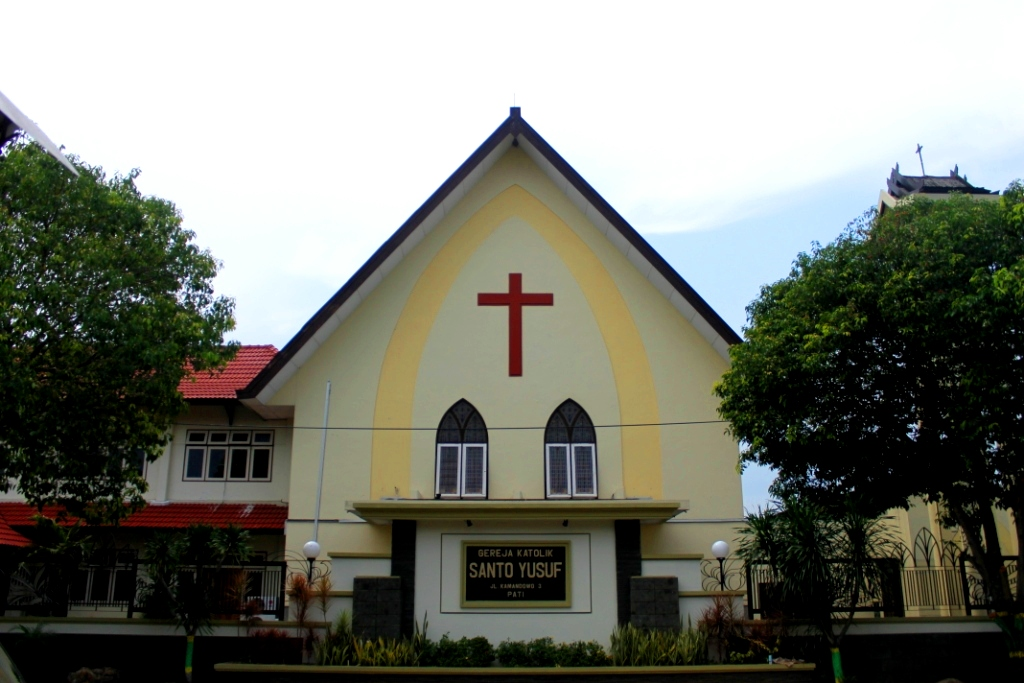 Paroki St. Yusuf Pati