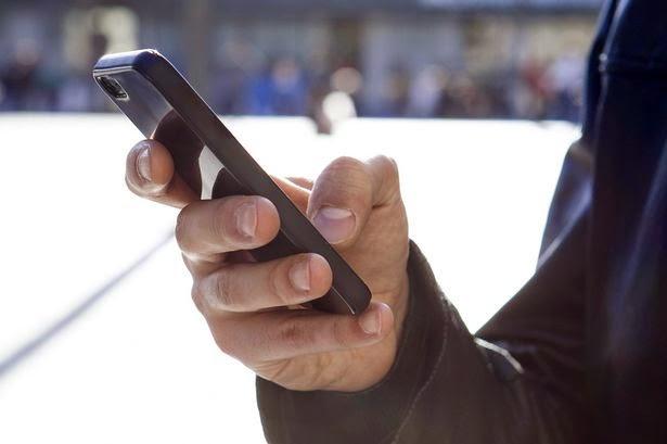 Smartphone untuk mendeteksi penyakit Parkinson