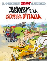 Asterix e la Corsa d'Italia