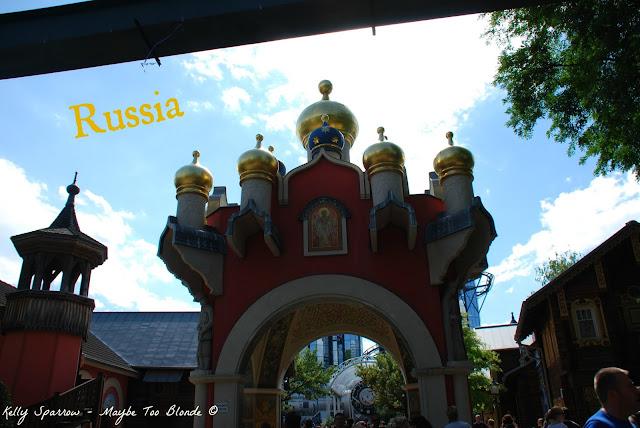 Europa Park - Russia