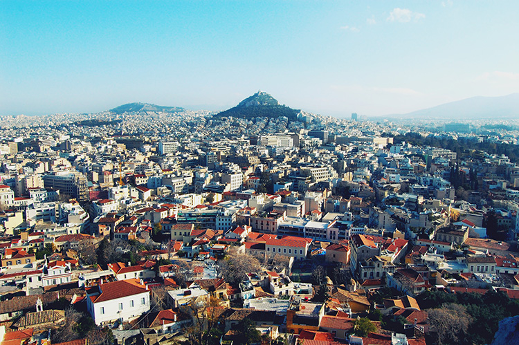 athens greece must see