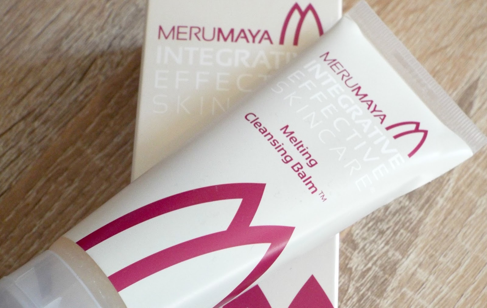 merumaya melting cleansing balm review