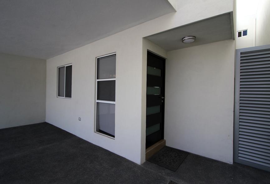 Puertas Para Baño Minimalista:Fachadas y detalles minimalistas