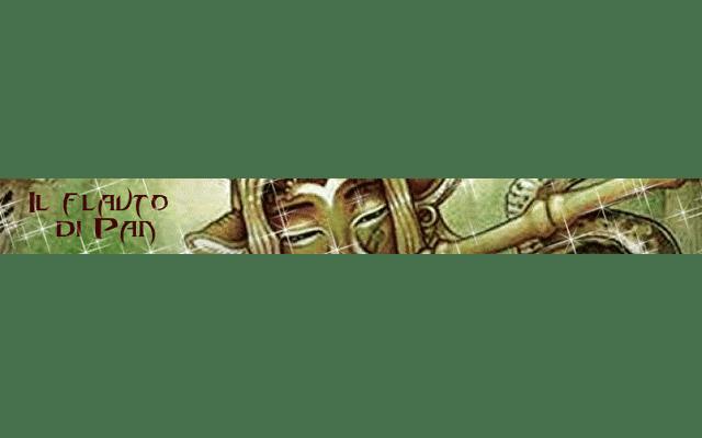 il trova blog presenta il flauto di pan