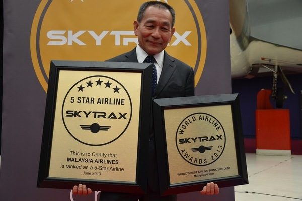 Skytrax World Airline Awards 2008 The Skytrax World Airline