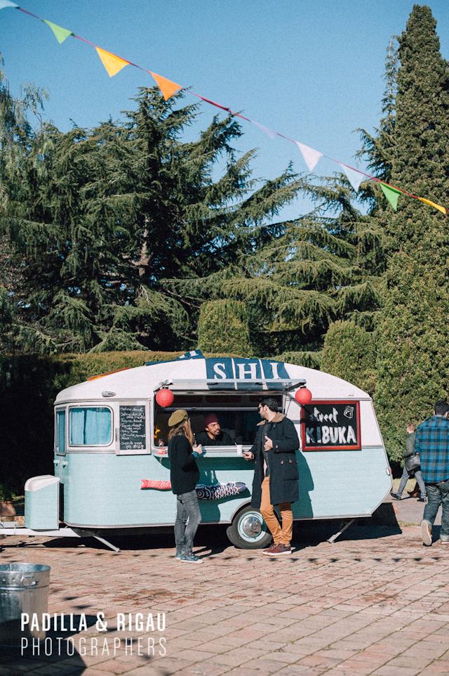 street food truck furgonetas caravanas comida boda