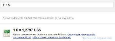 google-conversor-divisas
