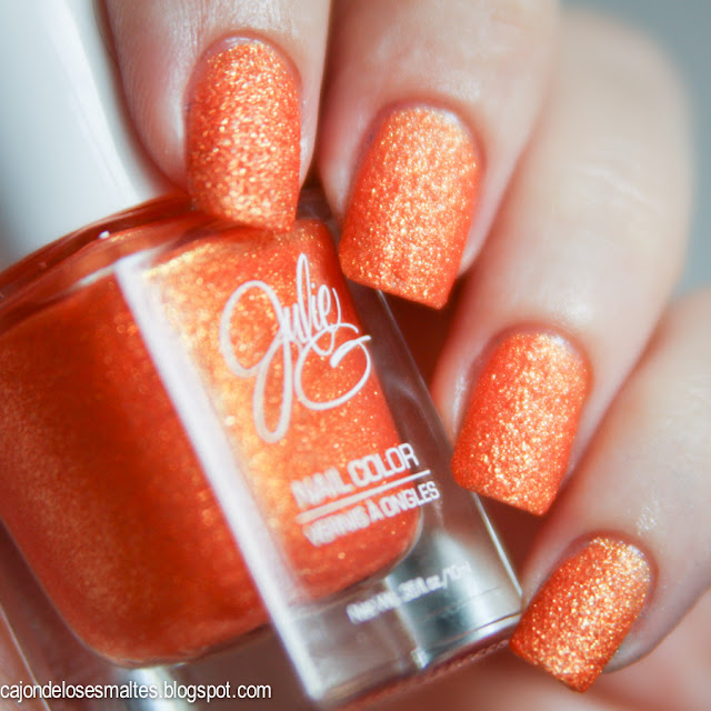 Tangerine Dream JulieG Frosted Gum Drops