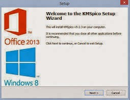 KMSpico 10 Beta 1 Activator Windows dan Office