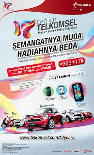 Info Undian Poin Bonus dari Telkomsel