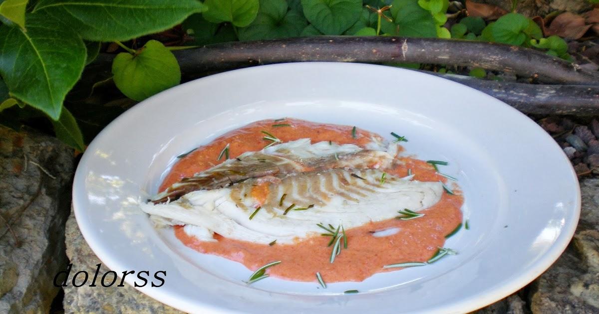 Blog de cuina de la dolorss dorada a la sal aromatizada - Cocinar pescado microondas ...