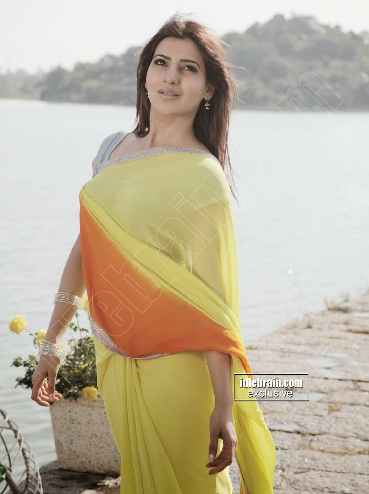 Samantha Latest Sexy Photos In Saree,Samantha Latest stills,Samantha