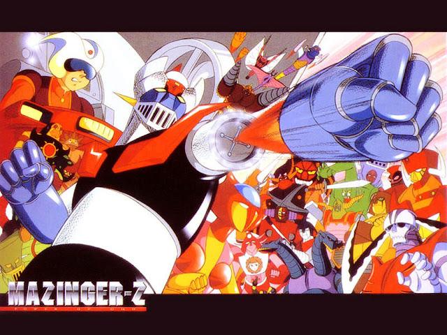 Las mejores imágenes de Mazinger Z