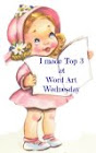 top3 chez Words Art Wednesday
