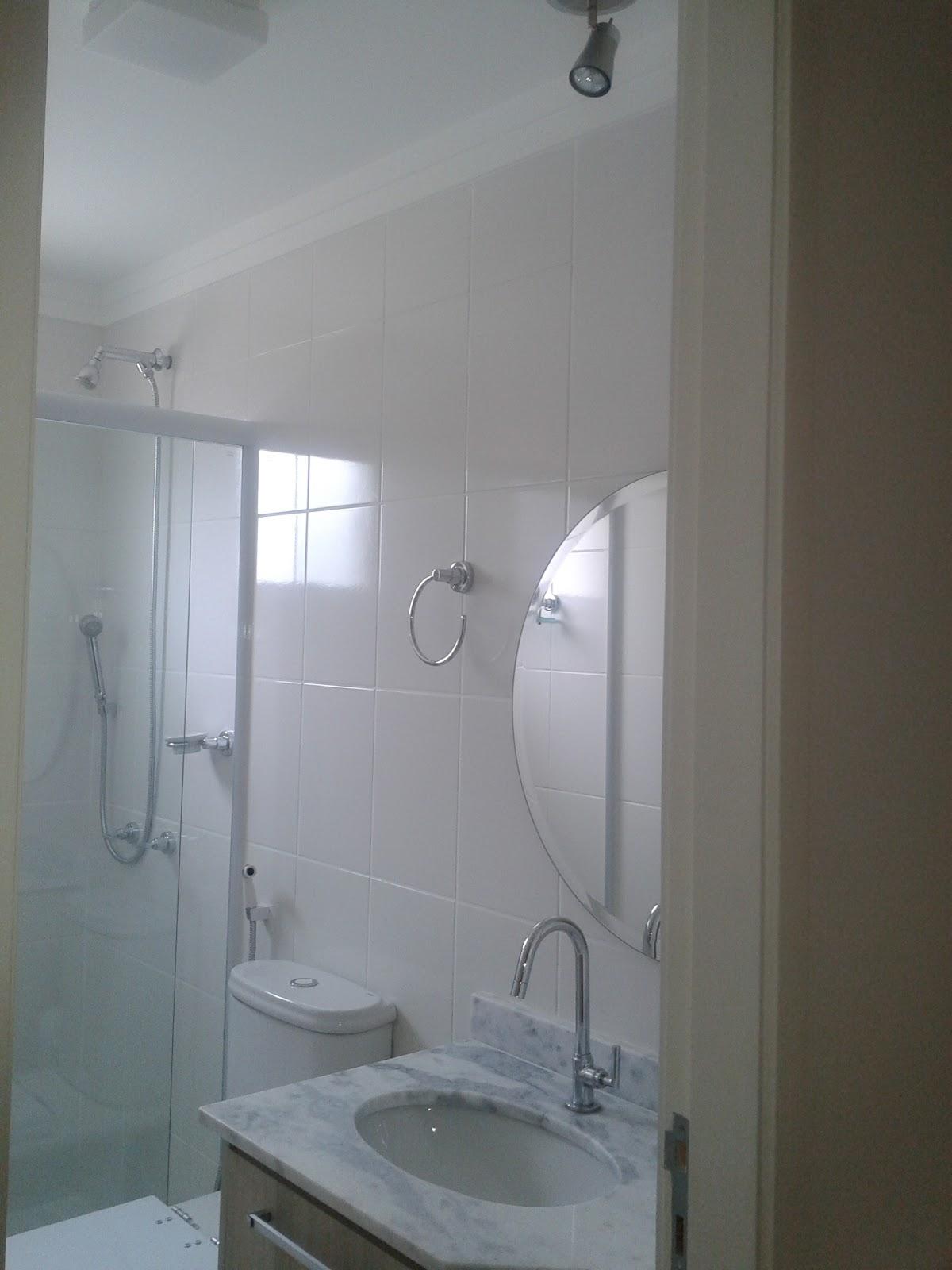 ARQUITETURA E DESIGN VERIDIANA NEVES Jundiaí e região: Apartamento  #595F72 1200x1600 Acessorios Do Banheiro