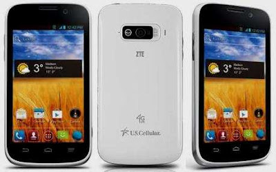 zte imperial user manual and features