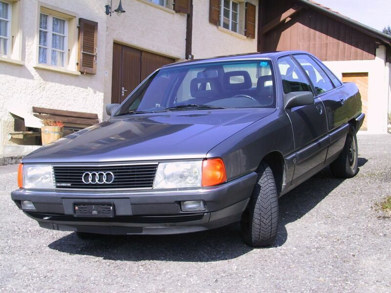 audi 100 cd 5 of Historys Most Dangerous Cars