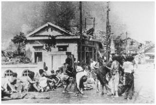 Kepanikan Gereja Baptis The Shiloh
