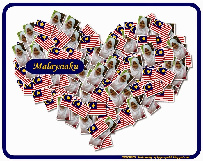 Collage SEGMEN: Malaysiaku Part 1